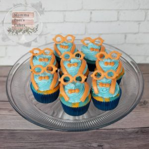 Blippi cupcakes mindy port