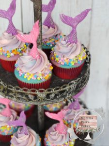 Mermaid cupcake mindy Port_